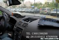 沃尔沃S40加装导航,欧卡改装网,汽车改装