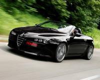 Novitec推出阿尔法罗密欧Spider改装版,欧卡改装网,汽车改装