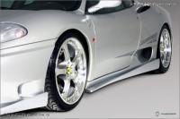 J.N.Hephaiss改装法拉利360 Modena,欧卡改装网,汽车改装