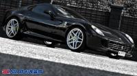 二手法拉利599 GTB Fiorano 换新装,欧卡改装网,汽车改装