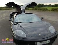 法拉利--F360 Modena加长版,欧卡改装网,汽车改装
