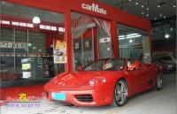 延续经典 车主2万元升级法拉利360,欧卡改装网,汽车改装