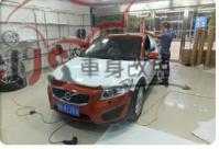 沃尔沃C30HEXIS亮光白,欧卡改装网,汽车改装