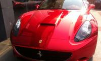 法拉利车身改色贴膜,欧卡改装网,汽车改装