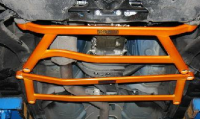 斯巴鲁翼豹车身底盘强化,欧卡改装网