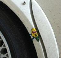 MG车身改色贴膜改装,欧卡改装网,汽车改装