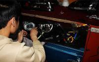 大众途锐改装双光透镜,欧卡改装网,汽车改装