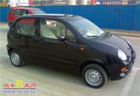 黑色QQ3大变身!最具有动漫色彩的改装,欧卡改装网,汽车改装