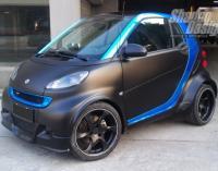 Smart改装空力套件,欧卡改装网,汽车改装