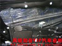 马自达6改装全车STP军工隔音案例,欧卡改装网,汽车改装