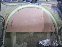 名爵3改装备胎专用低音+尾箱隔音,欧卡改装网,汽车改装