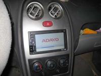 夏利威志V2改华阳专车专用DVD导航,欧卡改装网,汽车改装