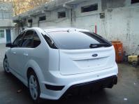 福特福克斯RS改装空力套件,欧卡改装网,汽车改装