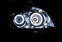 起亚佳乐改Q5透镜,欧卡改装网,汽车改装