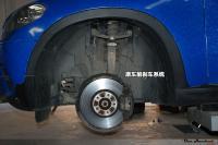 宝马X5改装刹车系统与轮毂,欧卡改装网,汽车改装