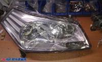 奔腾B70改装博士双光透镜效果显著,欧卡改装网,汽车改装