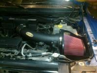 福特猛禽F150改装进排气,欧卡改装网,汽车改装
