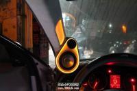 奥迪A6L改装德国顶级汽车音响,欧卡改装网,汽车改装