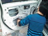 长安悦翔音响改装 8个喇叭,欧卡改装网,汽车改装