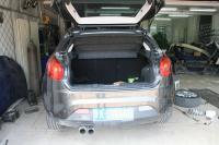 菲亚特博悦改B14和狮特全车强化件,欧卡改装网,汽车改装
