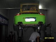 保时捷911改装排气,欧卡改装网,汽车改装