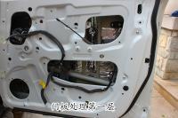 欧宝安德拉改装隔音与音响升级,欧卡改装网,汽车改装