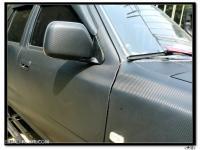 外观大变身长城赛弗全车碳纤维贴纸,欧卡改装网,汽车改装