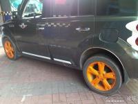 长城哈弗M2第四次换鞋与改装轻量皮带轮,欧卡改装网,汽车改装