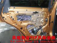 英菲尼迪FX35音响改装,欧卡改装网,汽车改装