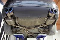 强化车身  奥迪A6L换装轮毂+刹车+避震+排气,欧卡改装网