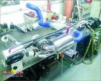 550匹改装涡轮版Cayman S,欧卡改装网,汽车改装