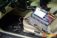 经典重生-萨博9-3 2.0T刷ECU动力升级,欧卡改装网,汽车改装