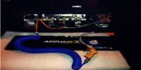 奥迪A4L改装AIRREX气动避震,欧卡改装网