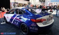 新款赛车讴歌极速ILX现身SEMA车展挑战极限,欧卡改装网,汽车改装