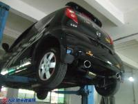 比亚迪F0排气管改装效果图,欧卡改装网,汽车改装