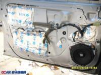 长城腾翼C30四门升级隔音+改装摩雷音响,欧卡改装网,汽车改装