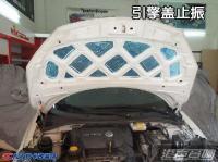 宁静驾驶 名爵MG3全车隔音降噪,欧卡改装网,汽车改装