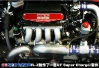 HKS改装本田CR-Z再现大马力时代,欧卡改装网,汽车改装