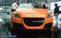 本田CR-Z全身碳纤维材质改装亮相广州车展,欧卡改装网,汽车改装
