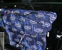 绝妙改装  斯巴鲁森林人隔音,欧卡改装网,汽车改装