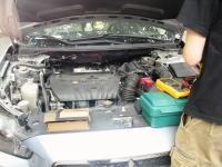 三菱的车就是充满动力的感觉,加了ECU更加不错了,欧卡改装网,汽车改装