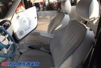 5i5car对克莱斯勒PT漫步者真皮内饰改装呈现不同风格,欧卡改装网,汽车改装