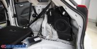 道奇酷博隔音效果的升级改装,欧卡改装网,汽车改装