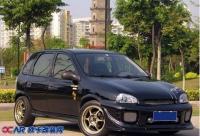 欧宝Corsa的外观改装,欧卡改装网,汽车改装