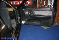 飓风级震撼 西雅特Ibiza改装四只15寸MTX超低音,欧卡改装网,汽车改装