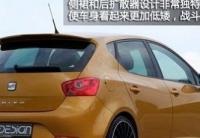 德国改装公司推西雅特Ibiza改装套件,欧卡改装网,汽车改装
