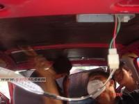 爱迪尔音响改装全程实录,欧卡改装网,汽车改装