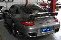 保时捷卡雷拉升级改装911Turbo款包围 KSG排气,欧卡改装网,汽车改装