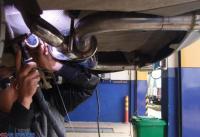 沃尔沃C70改排气,欧卡改装网,汽车改装
