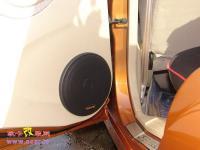雪佛兰乐驰音响隔音升级,欧卡改装网,汽车改装